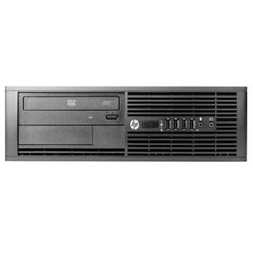 Refurbished HP 6005 SFF Desktop PC with AMD x2 B24 Processor, 8GB Memory, 2TB Hard Drive and Windows 10 Home (Monitor Not Included)
