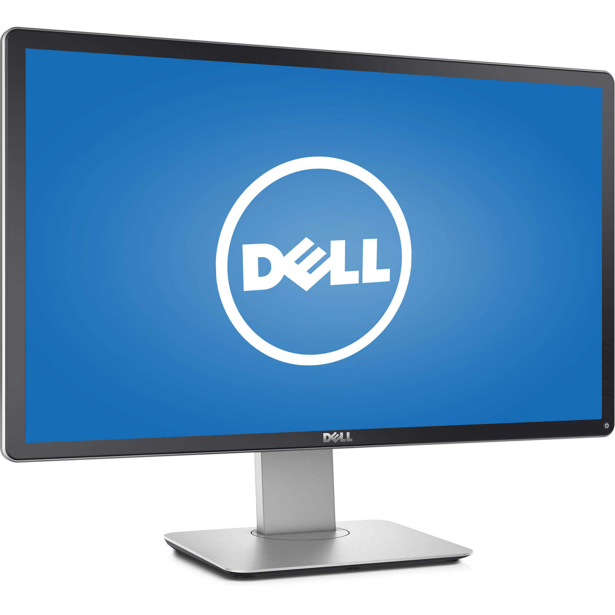 Refurbished Dell 24' Widescreen LCD Monitor (Dell.24.LCD.WS Black)